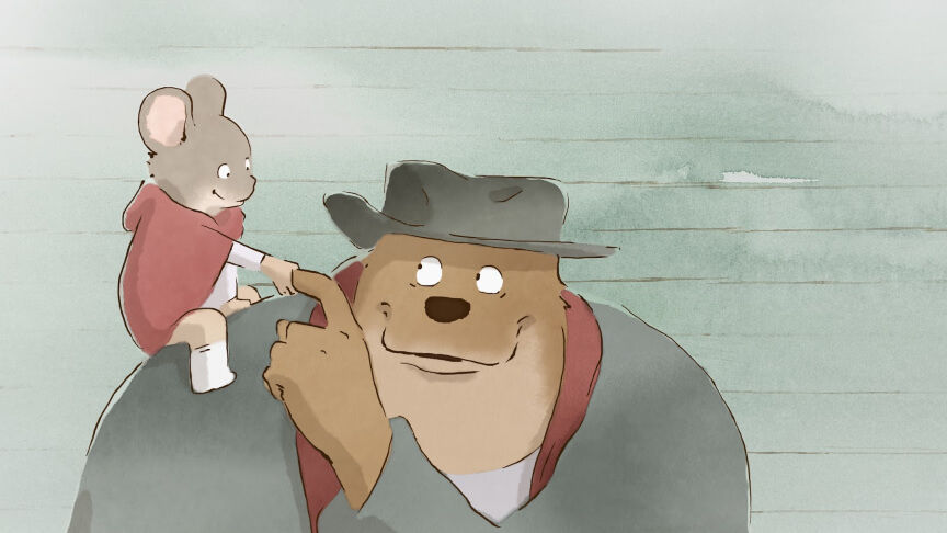 Ernest-and-Celestine-pequeños-cinefilos